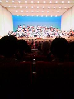 陸上自衛隊第十音楽隊&市内中学校吹奏楽部合同演奏会