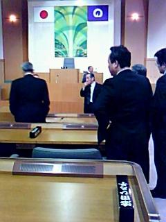 野田市に議運委で視察