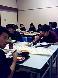 うるし里いきいき協議会の学生食堂