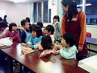 母親クラブ・花みずき親子でクリスマス会