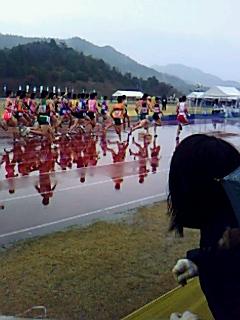 「第16回全国中学駅伝大会」福井県鯖江市中央中学、8位入賞