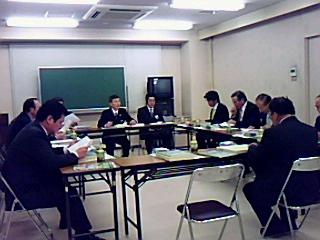志鯖同友会、江ノ島電鉄視察