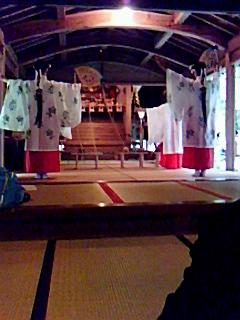 河和田町敷山神社の百年遷宮祭盛大に執り行われる