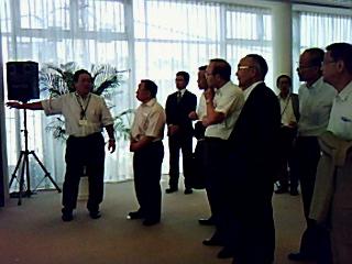 鯖江商工会議所創立50周年記念事業「鯖江フェスティバル」開催中