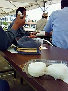 鯖江市総合防災訓練、みんなで備えの