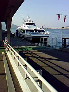 江田島市図書館、海上自衛隊第1術科学校視察