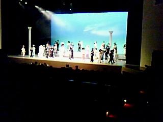 虹のはしフェスタ2009「マィ・フェアレディin sabae」子どもたち輝く!