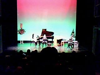 ピアノ発表会を響きのホールで楽しむ