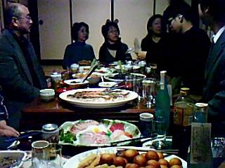 安心安全・本物を求め、河和田に集合「ごじょもん」料理で楽しむ