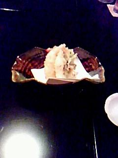 飯田の春の天ぷら