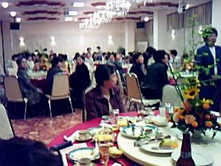 鯖江市婦人福祉協議会創立50周年記念大会「新たな一歩そして煌めく未来へ躍動」