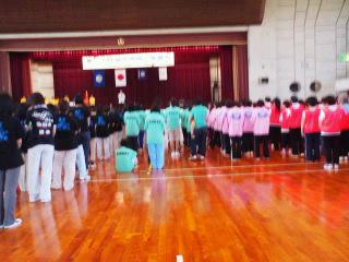 第53回福井県婦人体育祭、鯖江体育館で開催