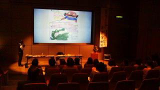 さばえっこ図書ボランティアネットワーク講演会開催