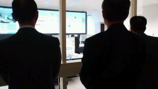 鯖江丹生消防組合議会で高機能消防指令システム研修