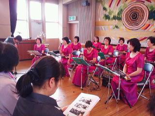 河和田地区愛育会総会開かれる