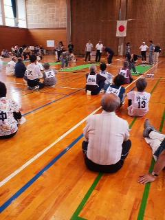 河和田地区老人クラブ連合会第39回体育大会