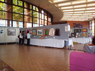 鯖江市老人クラブ連合会「趣味の作品展」