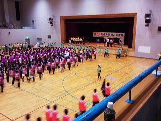 第54回福井県連婦人会体育大会