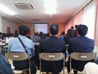 鯖江市「市民主役」報告会