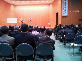 橋本大二郎氏「分権と地方議会改革」